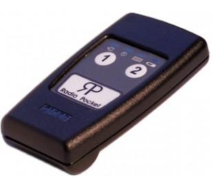 RP-V.001 Trasmettitore tascabile radio