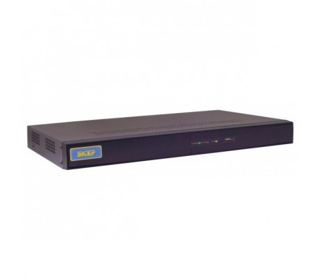 IM-D204 DVR a 4 ingressi video, 4 Input + 1 Out, Fanless, HD (escluso).