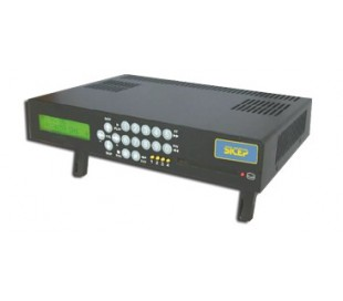 MDR-1ARegistratore digitale per n. 1 linea analogica + n. 1 canale radio.