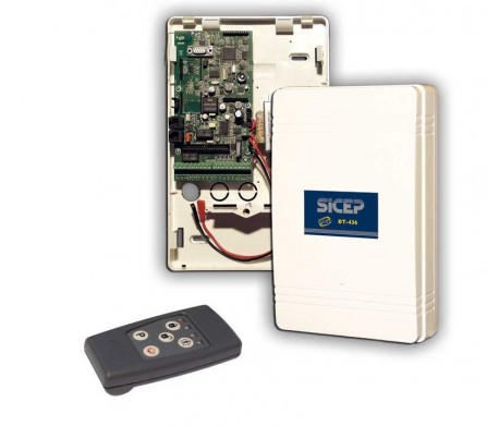 """Kit Centrale """"BT-436"""" con modulo GSM/GPRS"""
